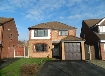 Thumbnail 4 bed detached house for sale in Templeton Crescent, Liverpool