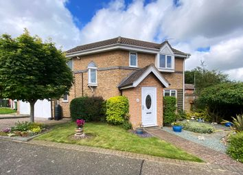 Thumbnail 2 bed link-detached house for sale in Greenwood Drive, Scarning, Dereham