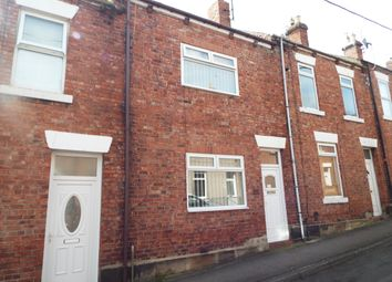 Thumbnail 2 bed terraced house to rent in Co-Operative Street, Chester Le Street