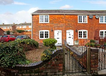 Thumbnail 1 bed terraced house to rent in Blowhorn Street, Mount Pleasant, Marlborough