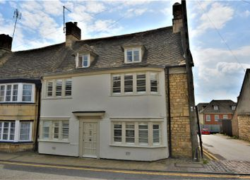 Thumbnail 4 bed cottage for sale in St. Leonards Street, Stamford