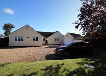 Thumbnail 3 bed detached bungalow for sale in The Causeway, Hitcham, Ipswich, Suffolk