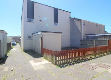 Thumbnail 3 bed end terrace house to rent in Maes-Y-Felin, Bridgend, Bridgend.
