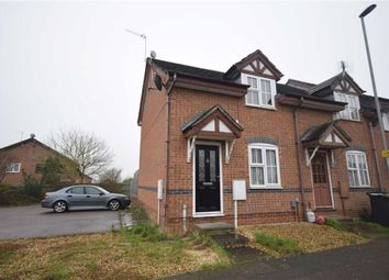 Thumbnail 2 bed end terrace house for sale in The Weavers, Northampton