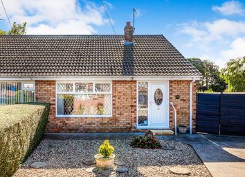 Thumbnail 2 bed bungalow for sale in Scarborough Crescent, Bridlington