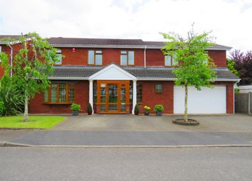 Thumbnail 4 bed detached house for sale in Hurley Close, Walsall, Walsall