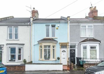 Thumbnail 3 bed terraced house for sale in Garnet Street, Bedminster, Bristol