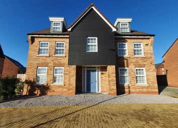 Thumbnail 5 bed property to rent in Albus Close, Fairfields, Milton Keynes