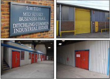 Thumbnail Light industrial to let in The Potteries, Ditchling Common, Ditchling, Hassocks