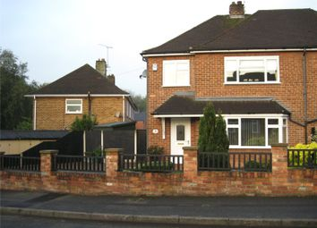 Thumbnail 3 bed semi-detached house for sale in Frederic Avenue, Heanor, Derbyshire