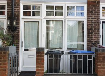 Thumbnail 1 bed terraced house to rent in Harlesden Gardens, London