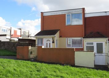 Thumbnail 3 bed end terrace house for sale in Lizard Walk, Southway, Plymouth