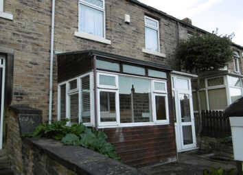 Thumbnail 4 bed terraced house to rent in West Place, Moldgreen, Huddersfield