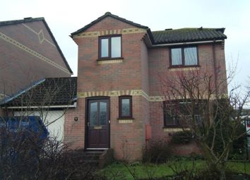 Thumbnail 3 bed detached house to rent in Hawthorn Close, Dorchester