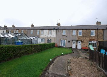 Thumbnail 3 bed terraced house for sale in Dalton Avenue, Lynemouth, Morpeth