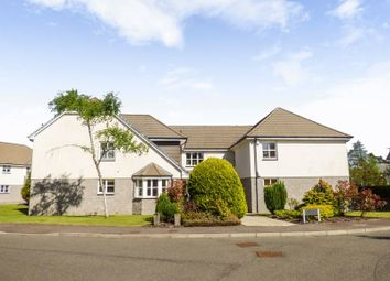 Thumbnail 2 bed flat for sale in Windsor Gardens, Auchterarder