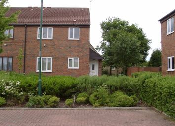 Thumbnail 1 bed terraced house to rent in Heatherburn Court, Newton Aycliffe