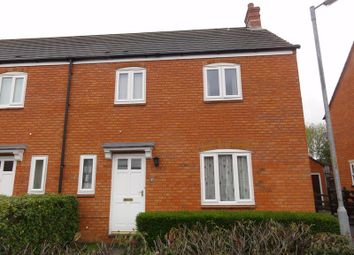 Thumbnail 3 bed semi-detached house to rent in 7 Lady Somerset Drive, Ledbury, Herefordshire
