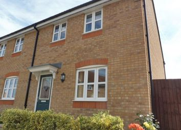 Thumbnail 3 bed terraced house to rent in Maximus Road, North Hykeham, Lincoln