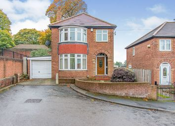 Thumbnail 3 bed detached house for sale in St. James Gardens, Balby, Doncaster, South Yorkshire