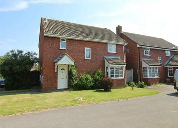 Thumbnail 4 bed detached house for sale in Renoir Close, St. Ives, Huntingdon