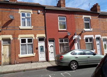 Thumbnail 3 bed terraced house for sale in Abney Street, Leicester
