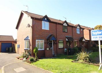 Thumbnail 2 bed end terrace house for sale in Stable Court, Dudley