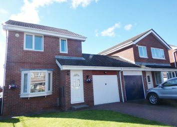 Thumbnail 3 bed detached house for sale in Osier Court, Stakeford, Choppington