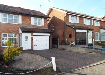 Thumbnail 3 bed semi-detached house to rent in Paxmead Close, Keresley