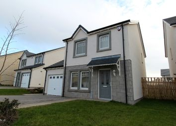 Thumbnail 3 bed detached house for sale in Lyall Street, Laurencekirk