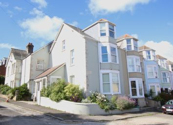Thumbnail 2 bed maisonette to rent in Purbeck Terrace Road, Swanage