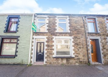 Thumbnail 3 bed terraced house for sale in Clydach Road, Blaenclydach, Tonypandy