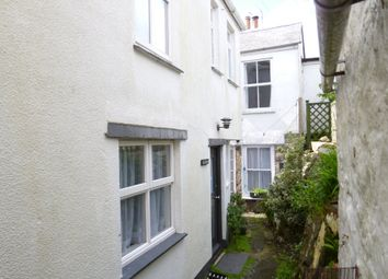 Thumbnail 1 bedroom terraced house for sale in Commercial Road, Mousehole, Penzance
