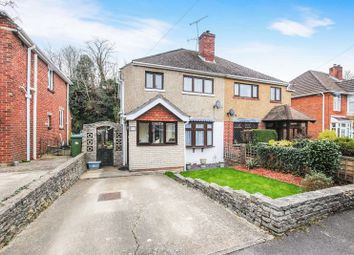 Thumbnail 3 bed semi-detached house for sale in Sunningdale Gardens, Southampton