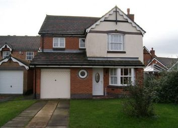 Thumbnail 4 bed detached house to rent in Glendford Place, South Beach, Blyth