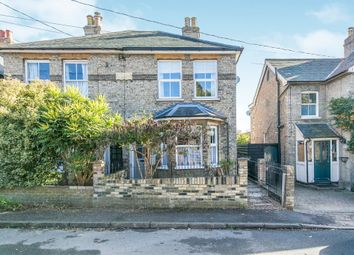 Thumbnail 2 bed semi-detached house for sale in Acton Lane, Sudbury