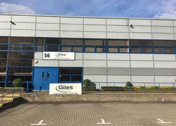 Thumbnail Warehouse to let in 56 Tanners Drive, Blakelands, Milton Keynes, Buckinghamshire