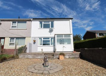 Thumbnail 2 bed semi-detached house for sale in Honeyfield Road, Rassau, Ebbw Vale