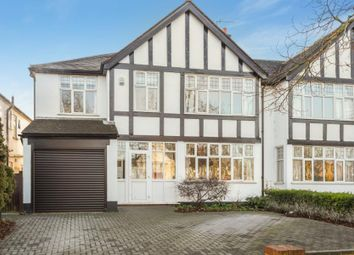 Thumbnail 5 bedroom semi-detached house for sale in Park Avenue, Bromley