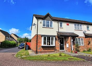 Thumbnail 2 bedroom terraced house for sale in Barleycroft, Buntingford