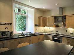 Thumbnail 4 bed flat to rent in Montrose Terrace, Edinburgh