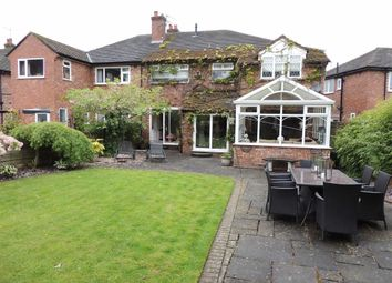 Thumbnail 4 bed semi-detached house for sale in Bakewell Road, Hazel Grove, Stockport
