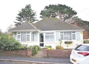 Thumbnail 3 bed bungalow to rent in Rectory Park, Bideford, Devon