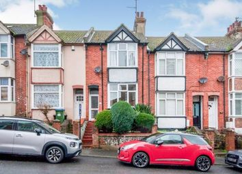 Church Hill, Newhaven, East Sussex BN9. 3 bed terraced house