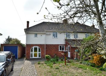 Thumbnail 3 bed semi-detached house for sale in Rectory Road, Norton Fitzwarren, Taunton, Somerset