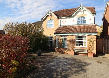 4 bed detached house for sale in Ferguson Close, Beeston, Nottingham NG9