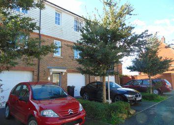 Thumbnail 3 bed town house to rent in Ribston Way, Singleton, Ashford