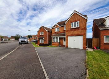 4 bed detached house for sale in William Dennis Avenue, Loughor, Swansea SA4