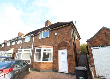 Thumbnail 3 bedroom semi-detached house to rent in Swithland Avenue, Leicester