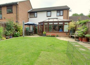 Thumbnail 4 bed terraced house for sale in Avondale, Ash Vale
